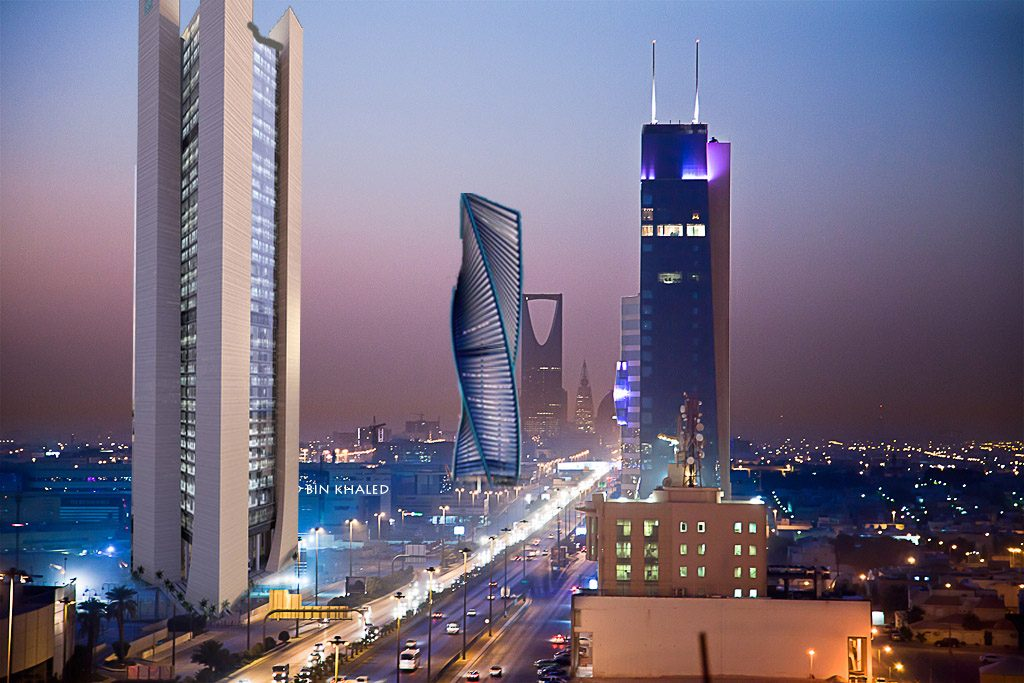 Al Rajhi Bank Hq Tower Tms Formwork And Scaffolding Systems