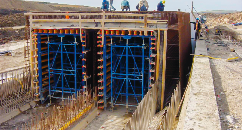BOX CULVERT - TMS Formwork and Scaffolding Systems