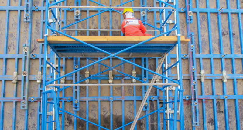 Medium Duty Scaffolding : All products tms formwork and scaffolding systems